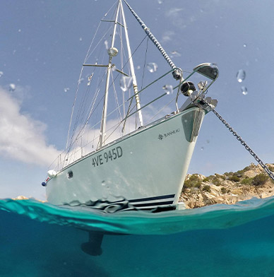 settimana in barca a vela in corsica